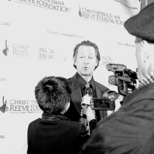 David on the Red Carpet