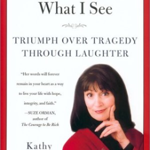 Kathy Buckley's comedy and the power of pairing it with compassion and determination to help others