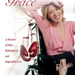 Cynthia Toussaint's book cover for Battle for Grace
