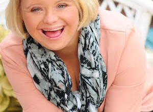 Lauren Potter, photo by Russell Baer