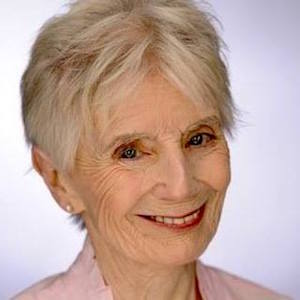 Actress Kay D'Arcy keeps changing and pursuing dreams because even in her 80s age is no barrier