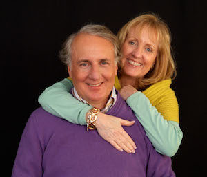 Robin and John Katsaros