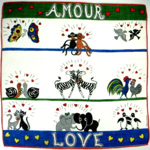 Handkerchiefs Original Intent, Says Handwriting Analyst Ann Mahony, Was To Carry Messages of Love, Social Status and More But Not Meant For Nose Blowing